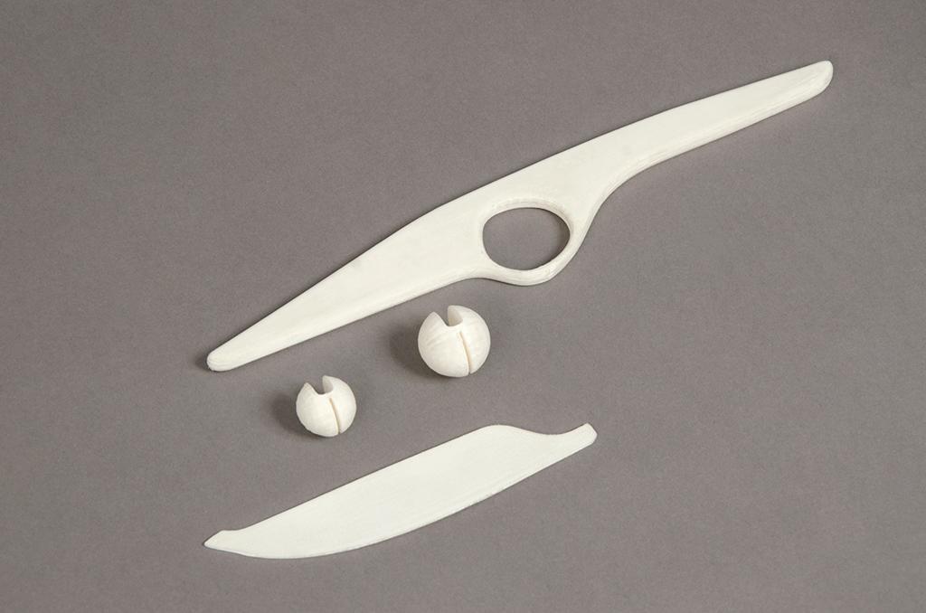 stampa 3d coltello protitpo